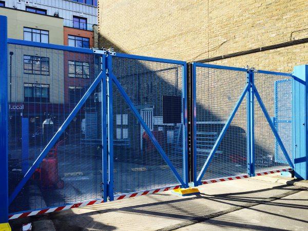 Safe gates